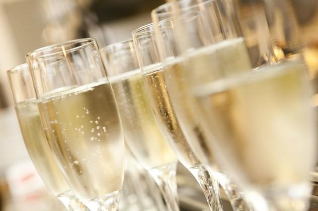 champagne subir