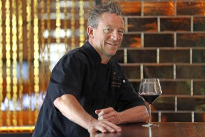 Sean Brasel, chef and co-owner of the Meat Market restaurant Apr 29, 2015, in Palm Beach.(Bill Ingram / Palm Beach Post)